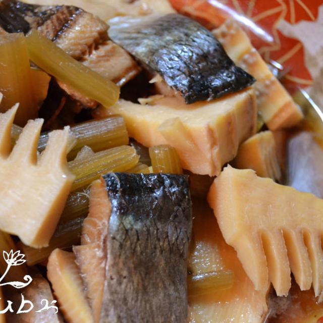 竹の子とニシンの煮物♪ドヤ顔できるレベルです^^