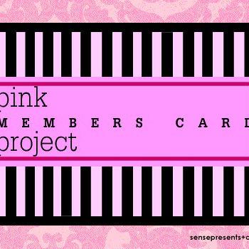 Pink Project~いただきものなどなど~