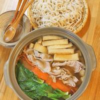 ヤマキ基本のだしパックでシンプル美味しい常夜鍋