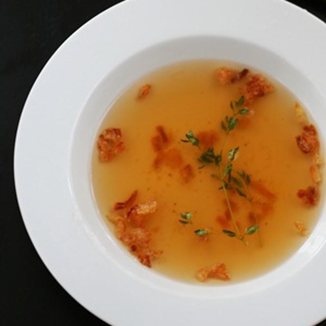 朝のスープ 「ベジブロス スープ」