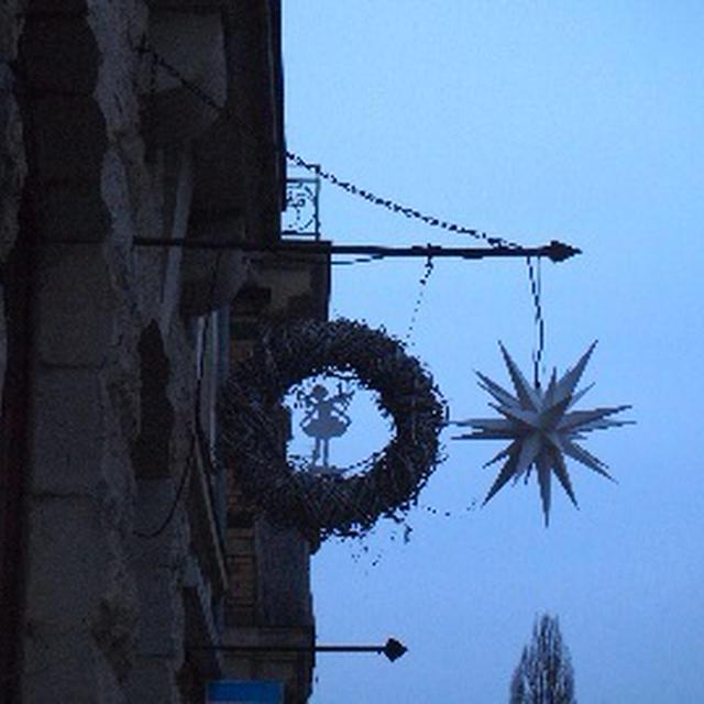ドレスデン市街地へ