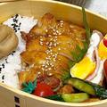 【お弁当】お弁当作り/レンチン活用/照り焼きチキン