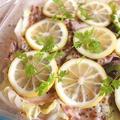 寒くなるほどに美味しい*めんどくさくない白菜レシピ【レンチンで白菜と豚バラスライスの塩レモン蒸し】