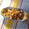 ひよこ豆とモッツァレラのマリネ