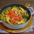 スパイシーで濃厚!豚肉とトマトの無水カレー鍋 by KOICHIさん