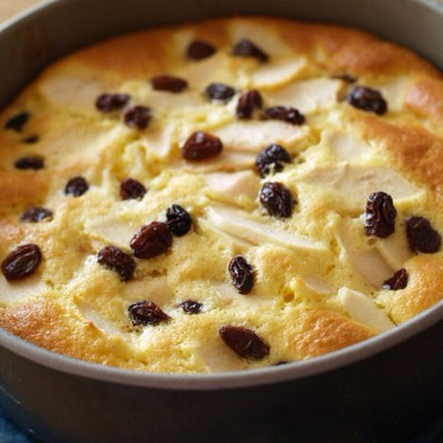 イタリアンマンマの林檎の焼き菓子