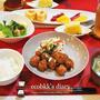 中華定食風おうちごはん(2日分の記録)/My Homemade Dinner/อาหารมื้อดึกที่ทำเอง