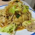 ☆豚肉の生姜ターメリック焼き