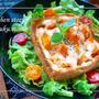 美味しさ100%★48種類の野菜ジュースで『イタリアンフレンチトースト』&レンジのお菓子レシピコンテスト銀賞受賞 by 桃咲マルク