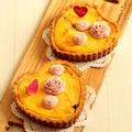 * バレンタイン♡ ラム・チーズケーキ♪