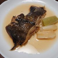 魚醤で煮魚作ってみて!! #しょっつる #鱈しょっつる #煮魚