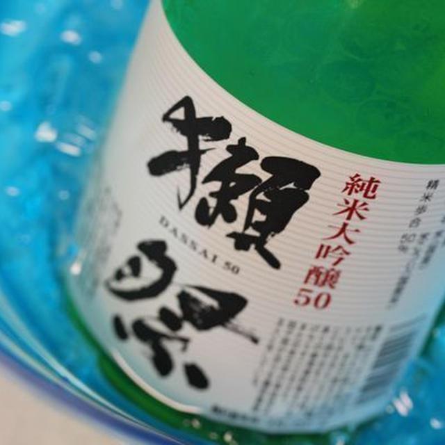 十割蕎麦と日本酒