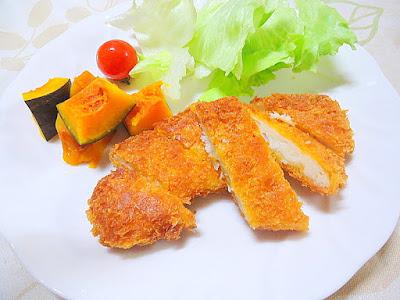 """シンプルな """" 白身魚のフライ """" の作り方"""