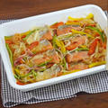 暑さ ぶっ飛ぶ まろやかな酸味!ひんやり鮭と彩り野菜の南蛮漬け