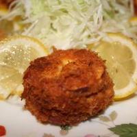 さつま芋&カマンベールコロッケ