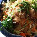おいしい鰹節の大根サラダ
