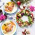 クリスマスの食卓を彩るごちそうレシピ&簡単ヒント♪