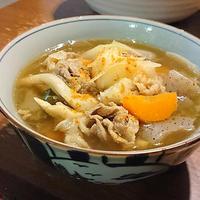 〈ヤマキだし部〉実家でのお正月のお決まり☆山形芋子汁。