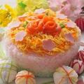 2015 ひな祭り♪ お寿司2種