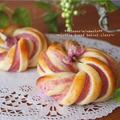 春が近づいてる♡「桜あんぱん」の作り方を紹介します。