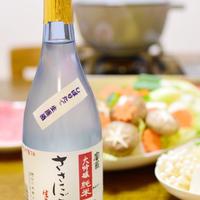 ストウブワナベ大活躍♡お鍋×日本酒♪