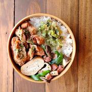5/23(火)鶏むね肉のソース照り焼き弁当