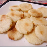 米粉とココナッツのハニーソイクッキー