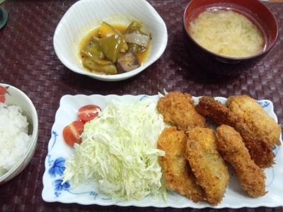 【献立】豚肉の小ねぎ巻きミルフィーユカツ、ホタテ貝柱の大葉巻きカツ、野菜マリネ、大根のお味噌汁