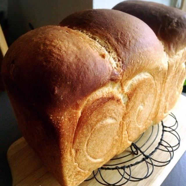 ゆめちからのミルク食パン・シナモンドーナツ・ハンバーグ