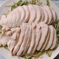 食中毒に気をつけて!part2 炊飯器で作る3種のサラダチキン カレー、レモンバジル