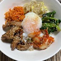 【6.7月レッスン】暑い夏を乗り切る!甘辛ビビンバの韓国家庭料理レッスン