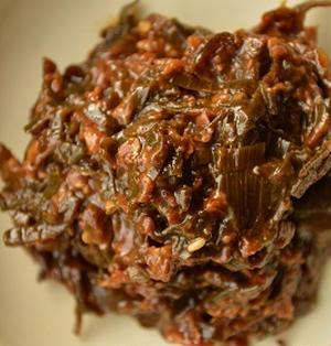 【食&レシピ】 ねぎ味噌(にんにく&鰹節入り)