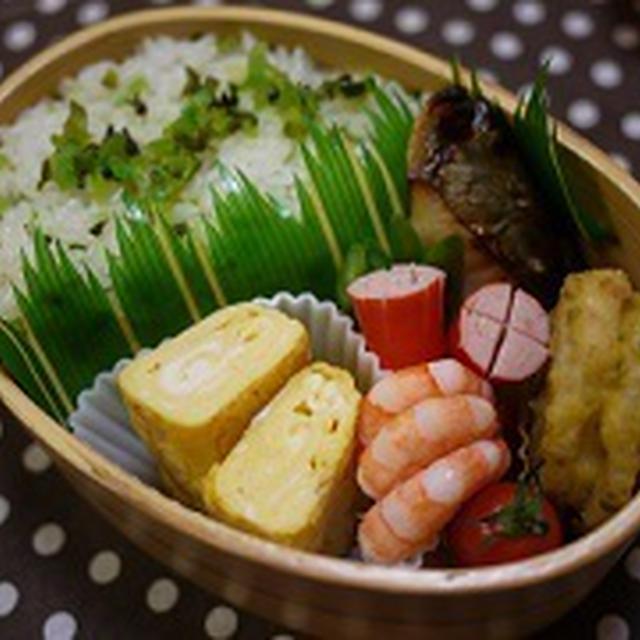お弁当とつくれぽ【食べられるクレヨン♪】