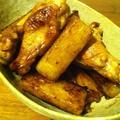 手羽元と長芋のバルサミコ酢焼き