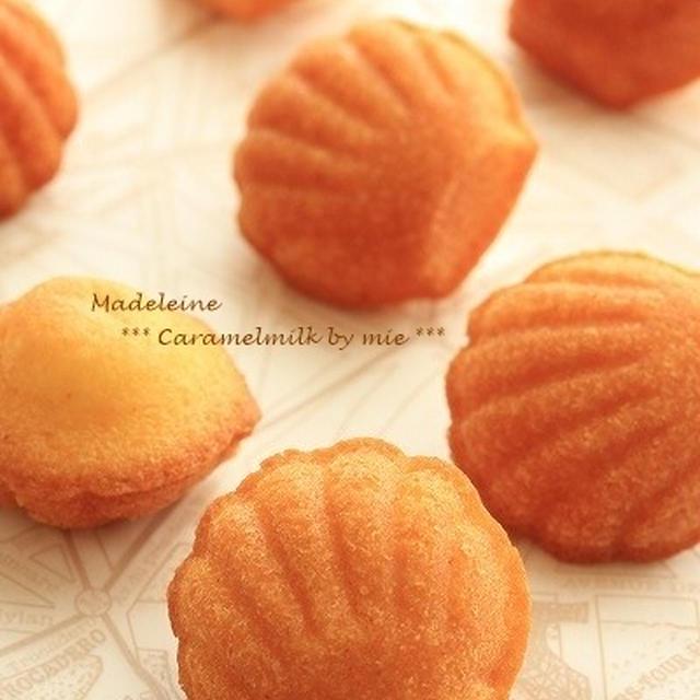 ふわふわマドレーヌ(焼き菓子)