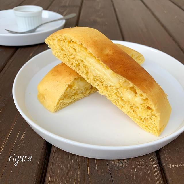 【トースターで作れる】材料4つでチーズサンドケーキ