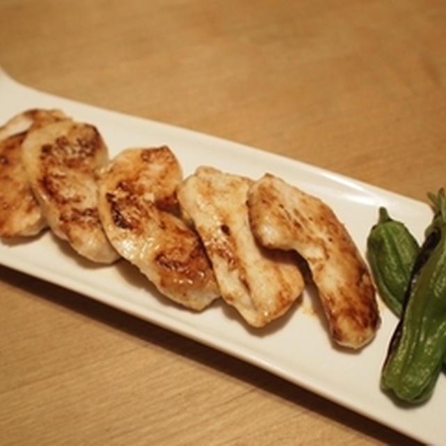 塩麹でしっとり鶏ムネ肉