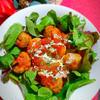 肉団子のトマトソース煮込み