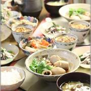【レシピ】イカと里芋の煮物。と 献立。と お夜食に憧れる