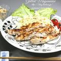 《レシピ》オーブンにお任せ!鶏ささみのマヨネーズ焼き・七味風味♡