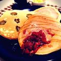 ホットケーキランチ by fumika27さん