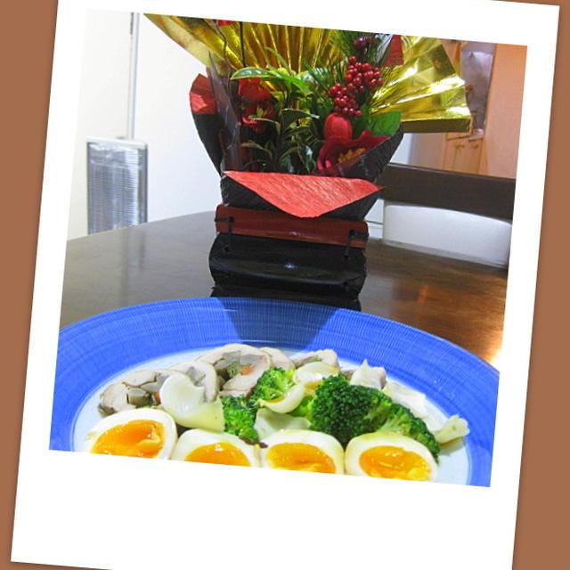 ◆ごぼうの鶏ロール   ~2016おせち料理1