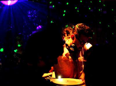 空間、音、料理。