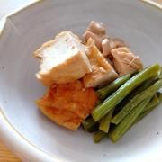 豆腐加工品を甘辛く煮たいブーム