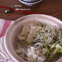簡単おかずレシピ*酸辣湯風鍋つゆで簡単ヘルシー小鍋
