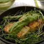 野菜嫌いの緑のソース