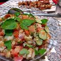 イタリアの伝統料理「パンツァネッラ」涼やかに響く♪美味しいサラダ
