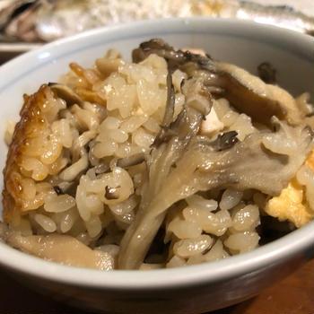 秋の味覚をまるごと☆ミックスきのこの炊き込みご飯♪~ぐんまクッキングアンバサダー~