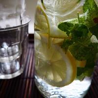 レモンミント水