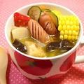 だし要らず☆ツナ缶で夏野菜ごろっとスープ by とまとママさん